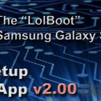 Dual Boot Galaxy S2 i9100 devicer.ro LolBoot