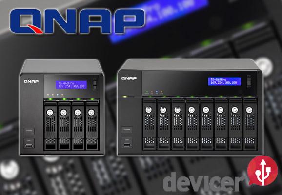 QNAP TS x69 pro Turbo NAS