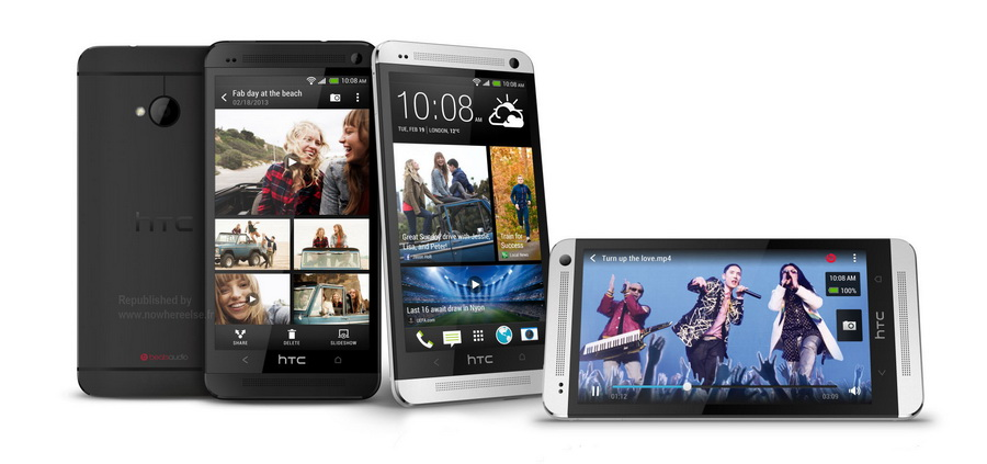 HTC-ONE-M7-Noir-Blanc Devicer