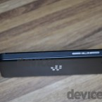 BlackBerry Z10 left view