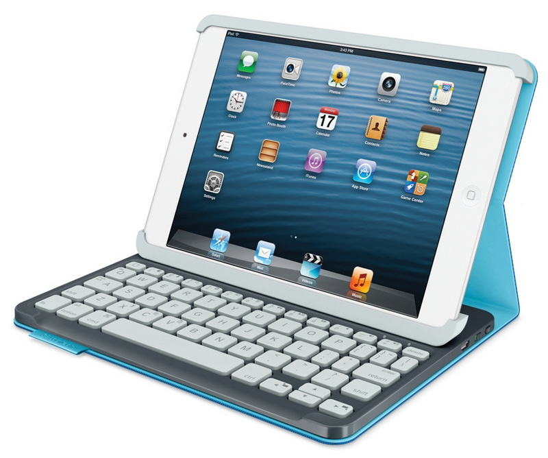 Logitech Keyboard Folio Electric Blue