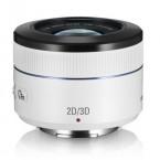 Obiectivul Samsung_45mm 3D_alb_2