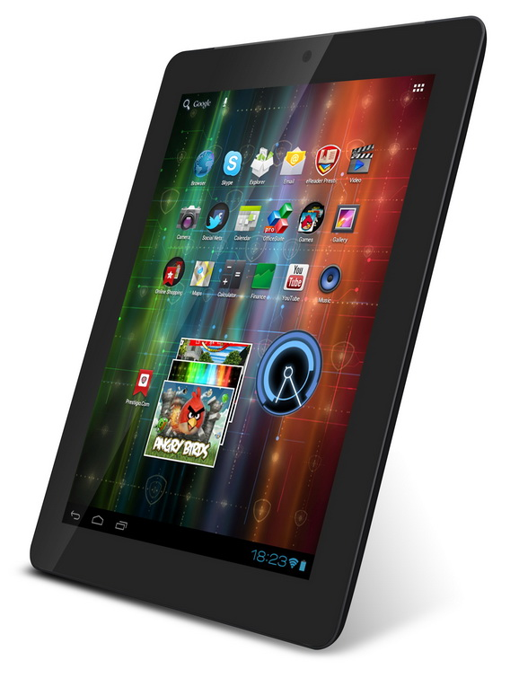 Prestigio MultiPad 2 Ultra Duo 8.0 black