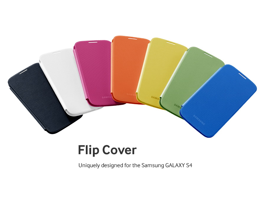 Samsung Galaxy S4 accesory - Flip Cover