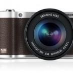 Samsung NX300 cu obiectiv 18-55_maro