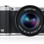 Samsung NX300 cu obiectiv 18-55_negru