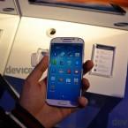 Lansare Samsung Galaxy S4 - handson S4 6