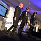 Lansare Samsung Galaxy S4  - virgil iantu, agenti speciali