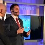 Lansare Samsung Galaxy S4 - virgil iantu, alexandru costache 2