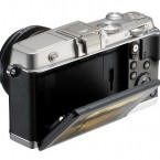 Olympus PEN E-P5 angle tilted lcd silver