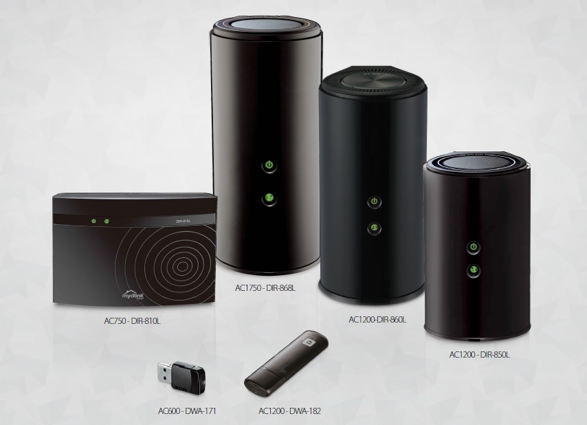 Dlink Wireless AC_products photo