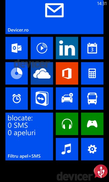 Nokia Lumia 925 screenshot 9