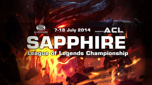 Sapphire League of Legends Championship