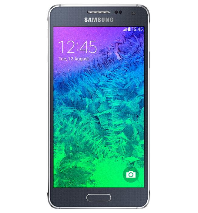Samsung GALAXY ALPHA black