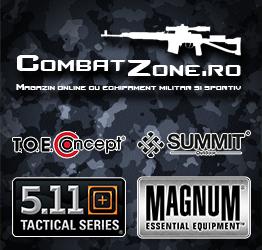 CombatZone.ro - magazin online cu echipament militar si sportiv