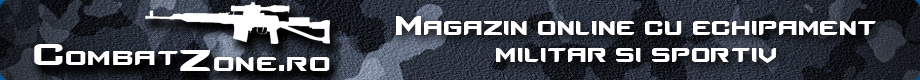 CombatZone.ro - magazin online cu echipament militar si sportiv