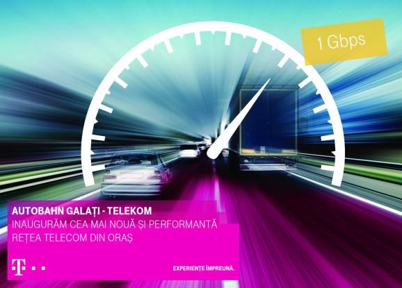 Telekom Autobahn-Galati