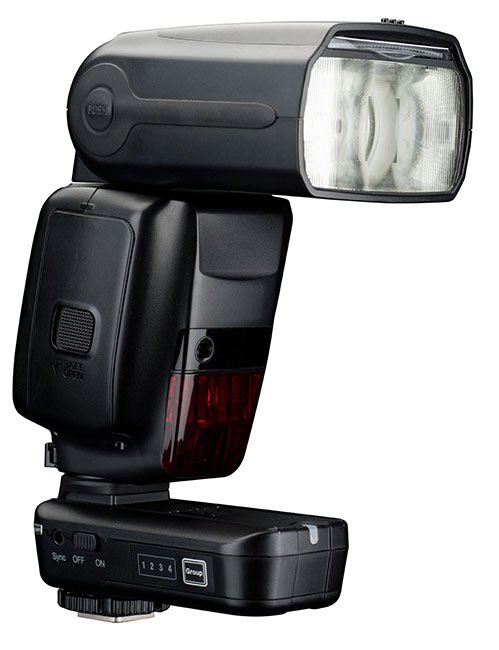 Elinchrom Skyport Plus with canon flash