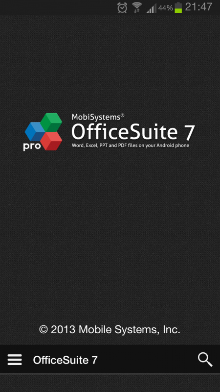 Office Suite 7-1