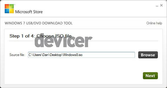 Instalare windows de pe stick usb 2