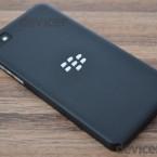 BlackBerry Z10 back