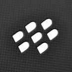 BlackBerry Z10 back logo