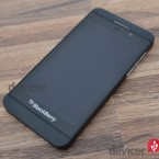 BlackBerry Z10 front