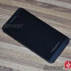 BlackBerry Z10 front angle
