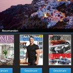 BlackBerry Z10 newsstand