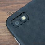 BlackBerry Z10 rear camera
