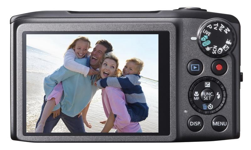 Canon PowerShot SX270HS gri