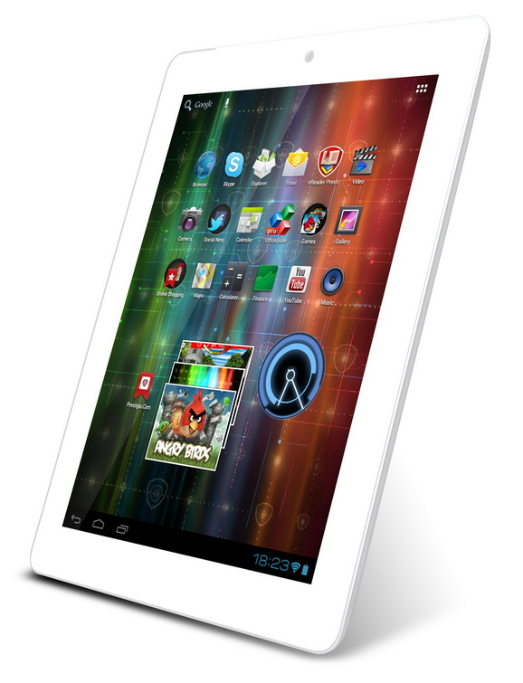 Prestigio MultiPad 2 Ultra Duo 8.0 white