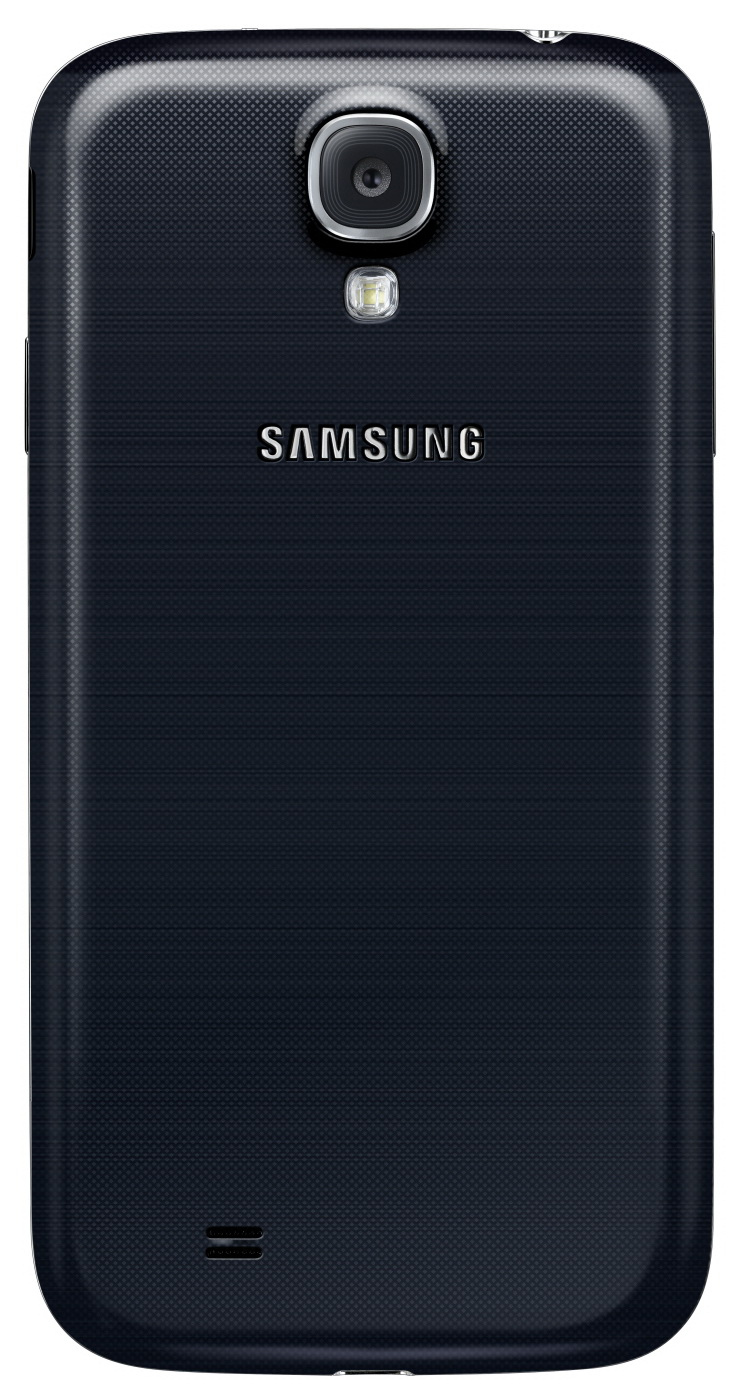 Samsung GALAXY S 4 black back