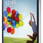 Samsung GALAXY S 4 black front side