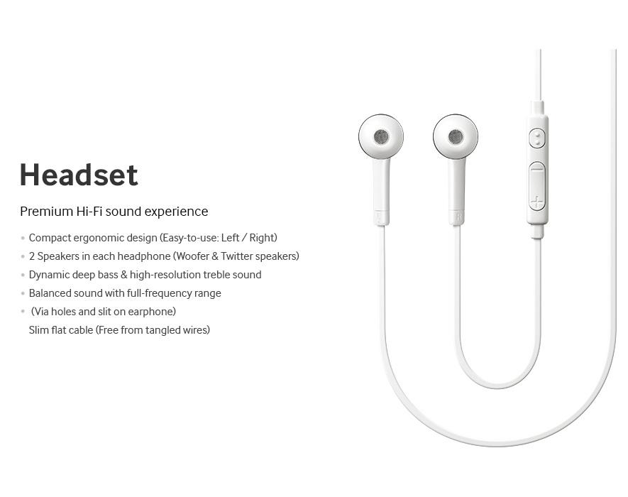 Samsung Galaxy S4 accesory - Headset