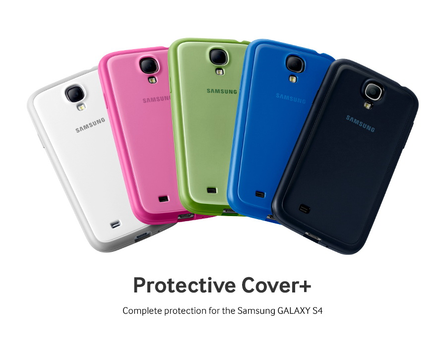 Samsung Galaxy S4 accesory - Protective Cover+
