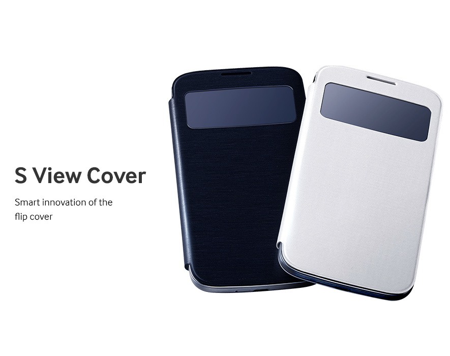 Samsung Galaxy S4 accesory - S View Cover