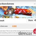 3DMark android nexus 4 ice storm extreme score