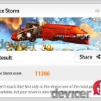 3DMark android nexus 4 ice storm score