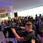 Lansare Samsung Galaxy S4  - mass media