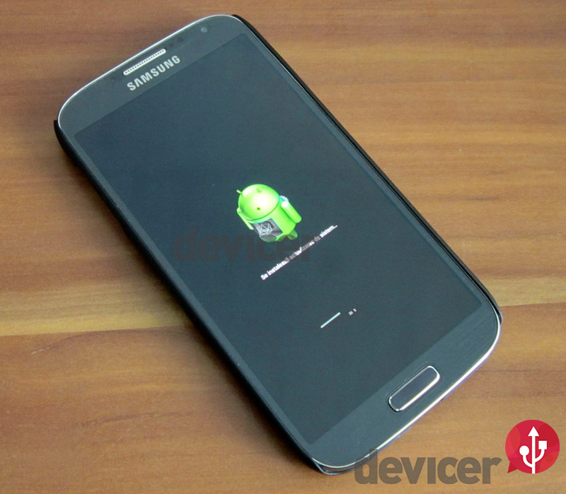 Samsung Galaxy S4 devicer.ro firmware update