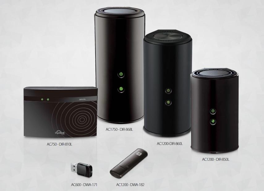 Dlink Wireless AC_products photo