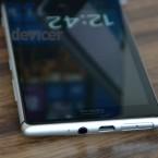 Nokia Lumia 925 top