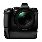 Olympus OM-D E-M1 with grip 1