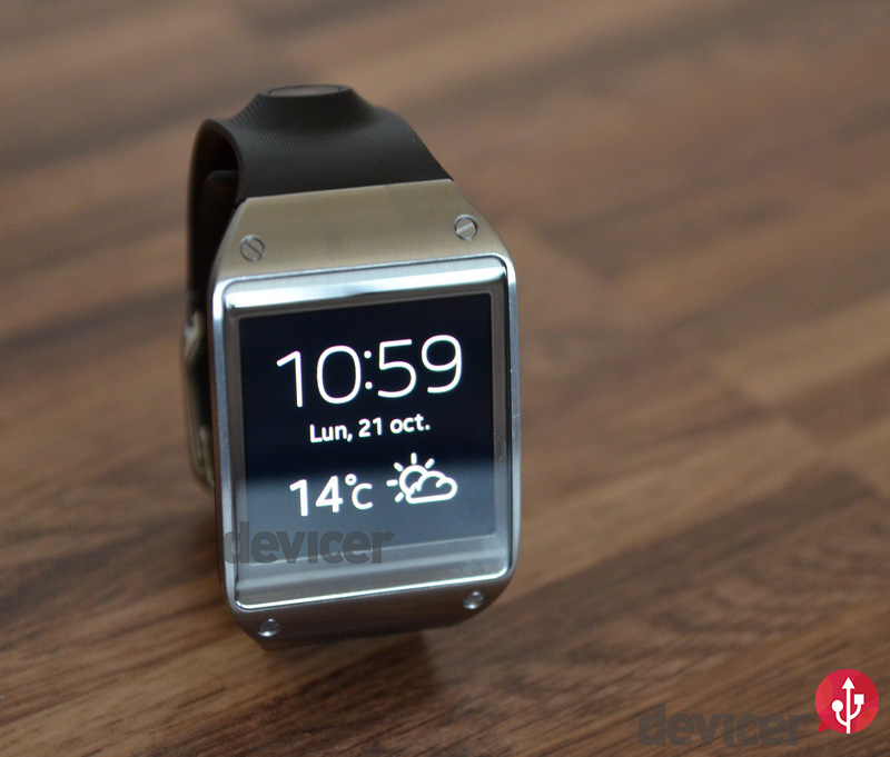 Samsung Galaxy Gear - 1