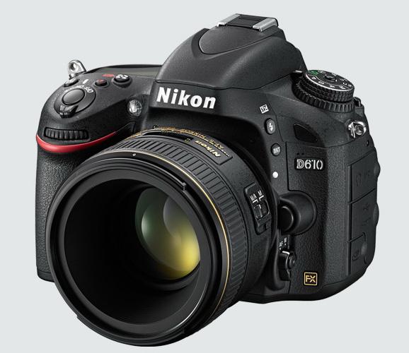 nikon d610 58mm f1.4