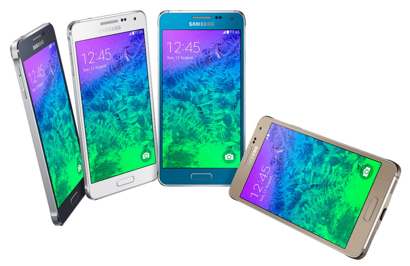 samsung GALAXY ALPHA all colors grup
