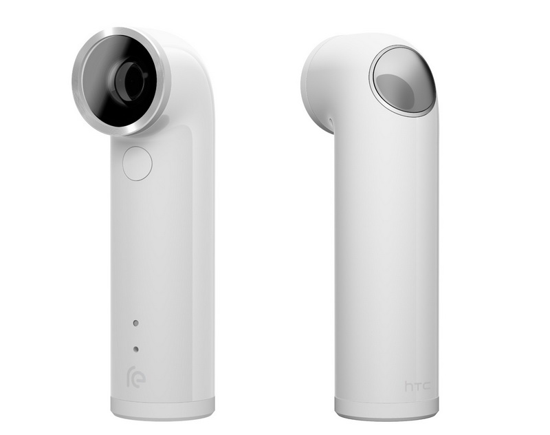 htc RE-white front and back